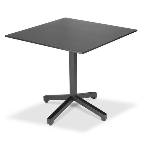 Greenport Pedestal Table with Grey Flip Top