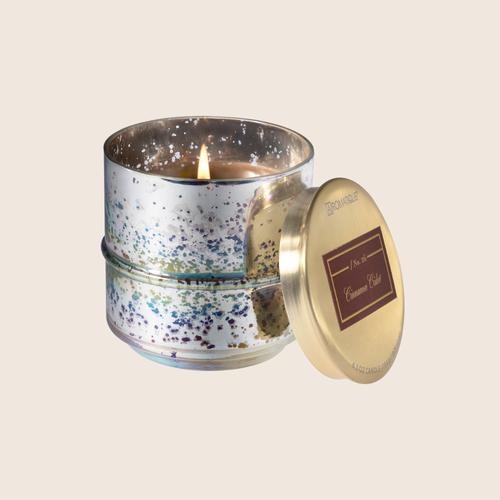 Cinnamon Cider® - Small Metallic Candle