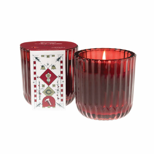 The Smell of Christmas® - Ribbed Candle - LTE Ornament Collection, 7 oz.