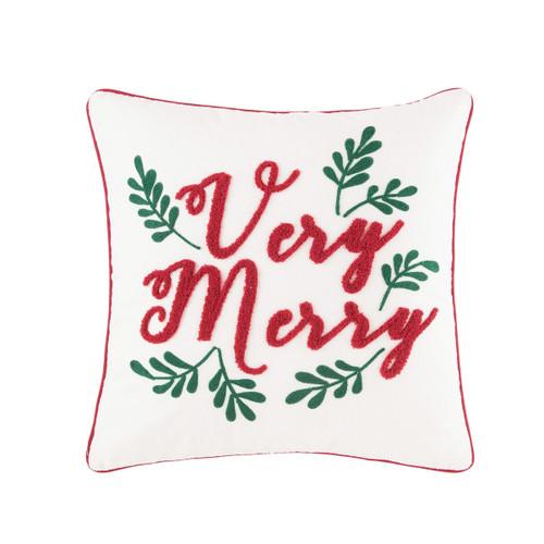 Very Merry Pillow