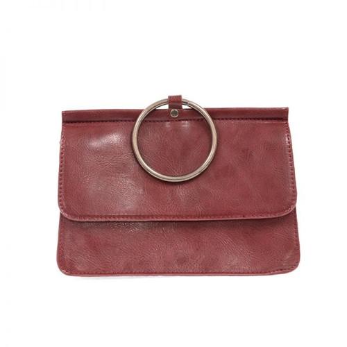 Aria Ring Bag, Garnet