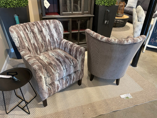 50% Off Pair Of Chairs  Sample Sale 2 Cozy Chairs
