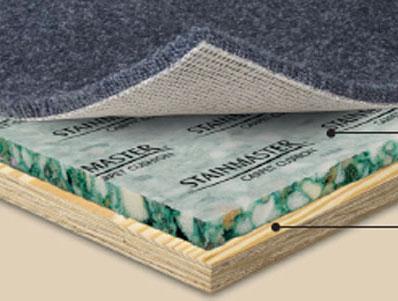 Stainmaster® Carpet Pad