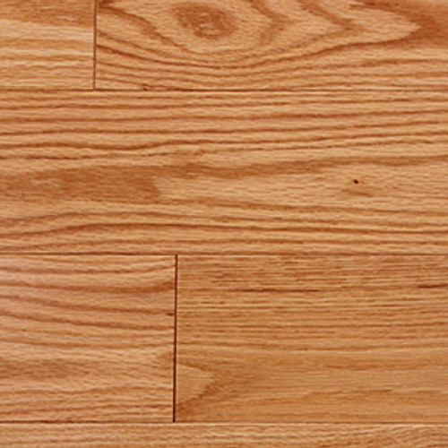 Buys on red oak strip flooring