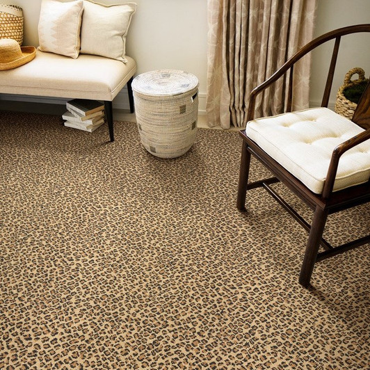 Staton Wiltrex Felix Wool Blend Residential Carpet Room Scene