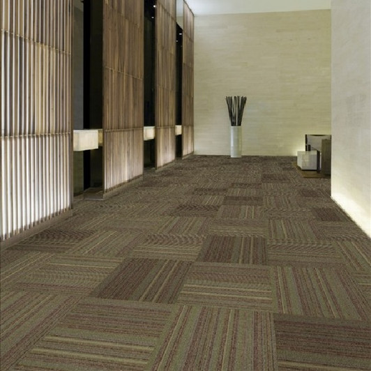 Shaw Philadelphia Link Wired 54492 Commercial Carpet Tile Room Scene