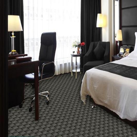 Georgia Carpet SH1380 Nylon Light Commercial Carpet Room Scene