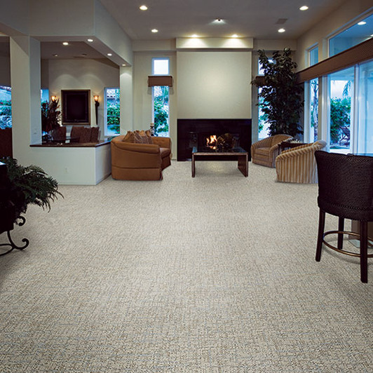 Fabrica Visage 532VS StainMaster Residential Carpet Room Scene