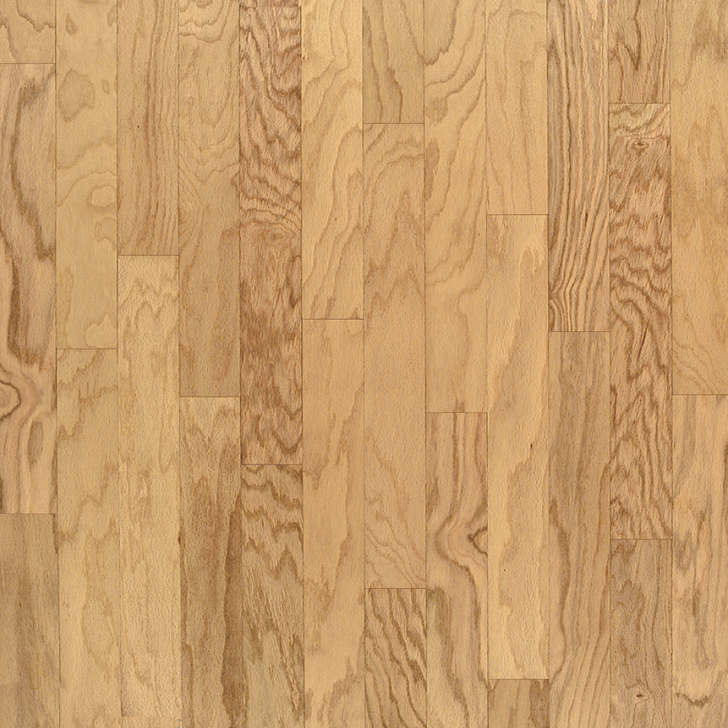 "Bruce Turlington Oak 5"" Engineered Hardwood Plank"