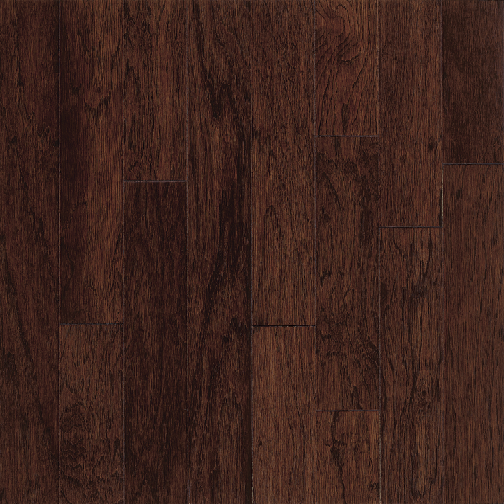"Bruce Turlington American Exotics Hickory 3"" Engineered Hardwood Plank"