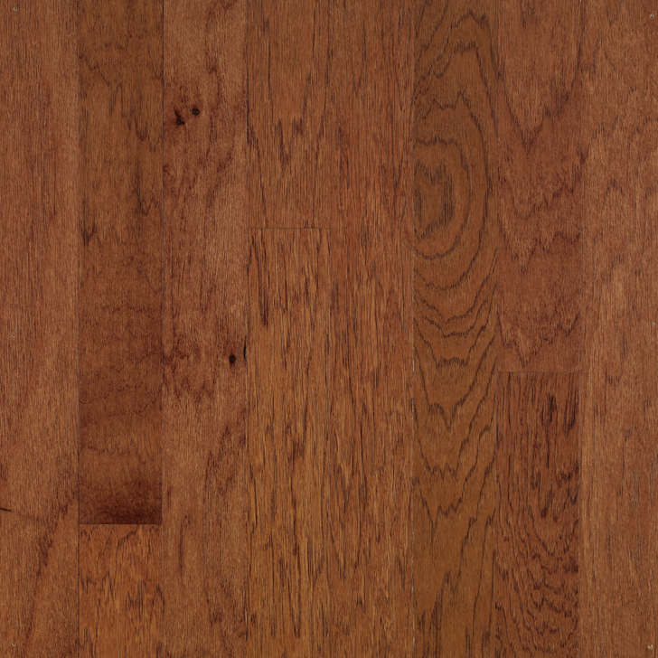 "Bruce Turlington American Exotics Hickory 5"" Engineered Hardwood Plank"