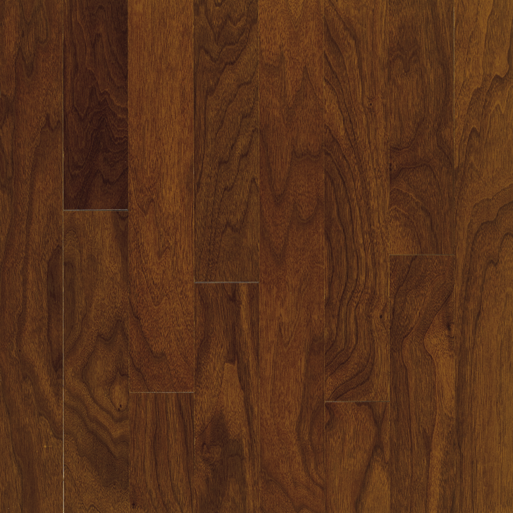 "Bruce Turlington American Exotics Autumn Brown Walnut 3"" E3338 Engineered Hardwood Plank"
