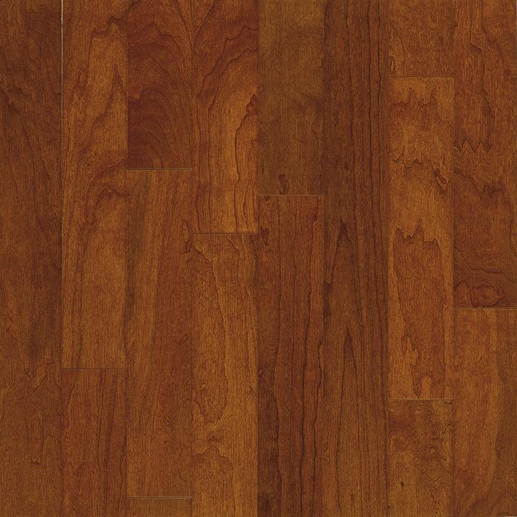 "Bruce Turlington Lock & Fold Cherry 5"" ECH Engineered Hardwood Plank"