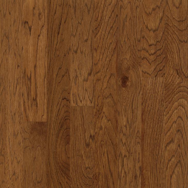 Bruce Turlington Lock  & Fold Hickory Engineered Hardwood Plank