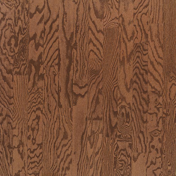 """Bruce Turlington Lock & Fold Oak  5"""" Engineered Hardwood Plank"""