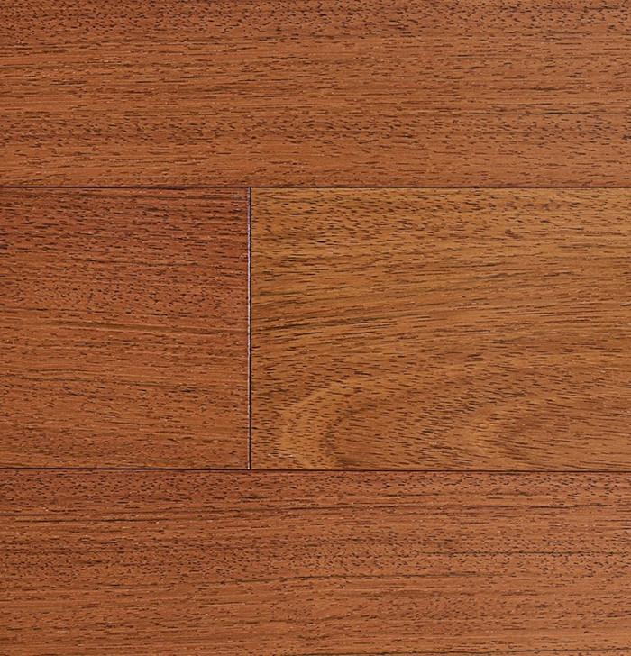 "Indus Parquet Brazilian Cherry 3/4"" BC34 Solid Hardwood Plank"