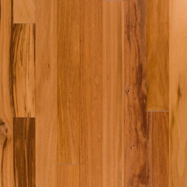 "Triangulo Exotic Tigerwood 3 1/4"" ENGTW314 Engineered Hardwood Plank"
