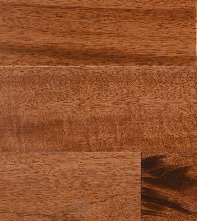 "Indus Parquet Golden Tigerwood 3 1/4"" TW38244 Engineered Hardwood Plank"