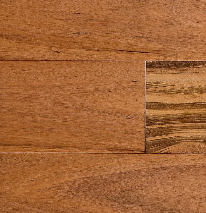 "IndusParquet Tigerwood 3 1/4"" TW38100 Engineered Hardwood Plank"