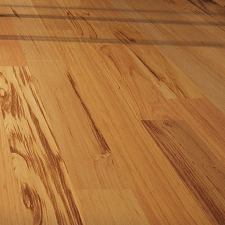 "Triangulo Tigerwood 5"" Exotic Solid Hardwood"