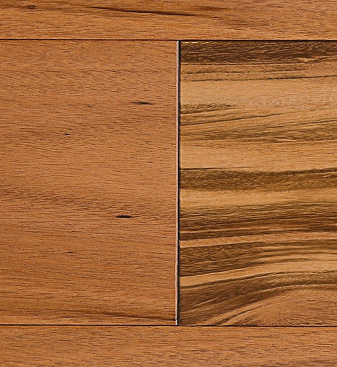 "Indus Parquet Tigerwood 5"" TW12100 Engineered Hardwood Plank"