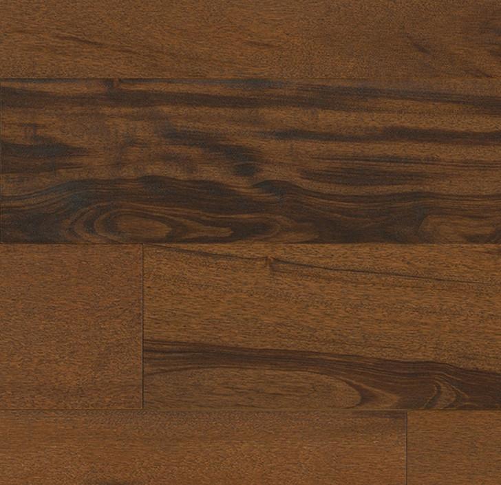 "Indus Parquet Tigerwood Wirebrush 5"" TW12WB Engineered Hardwood Plank"