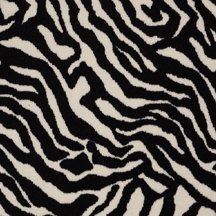 Shaw Call Of The Wild Zebra 54505 - Migrant Beauty Commercial Carpet