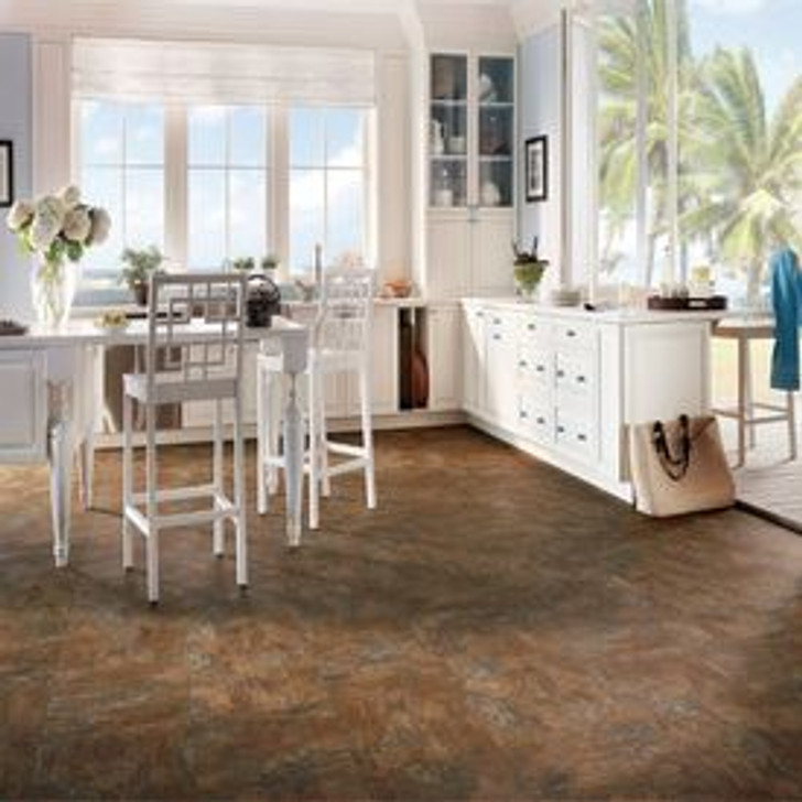 Duality Premium Plus Chapel Forge Sheet Vinyl Flooring