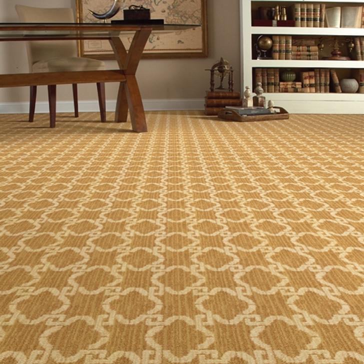 Mondovi - Stanton Woven Carpet Saffron