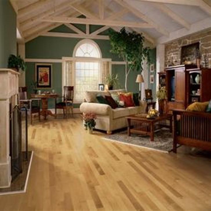 "Kennedale Plank Maple Hardwood 3/4 x 3 1/4"" Solid"