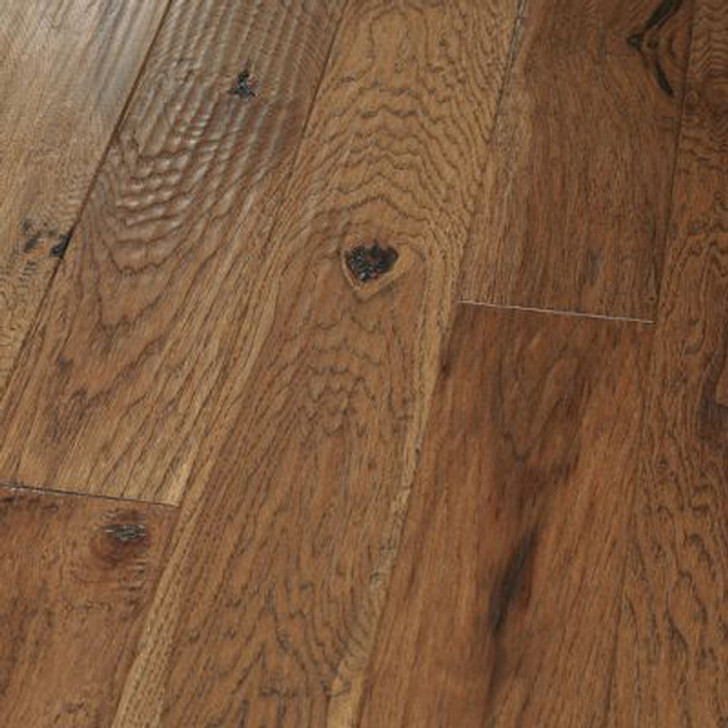 "HomerWood Amish Hand-Scraped Hickory 3/4"" Solid Hardwood"