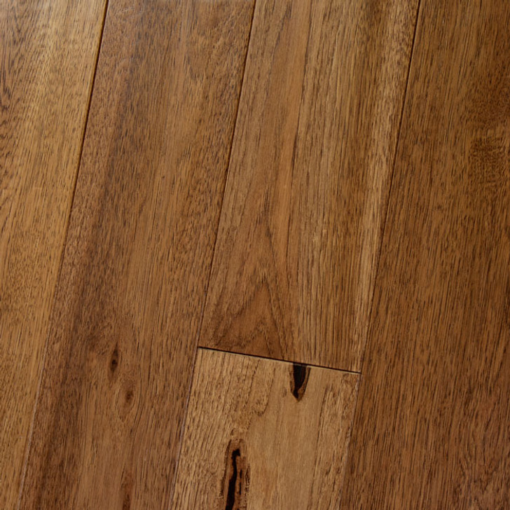 "HomerWood Amish Hand Scraped Hickory 5/8"" Engineered Hardwood"