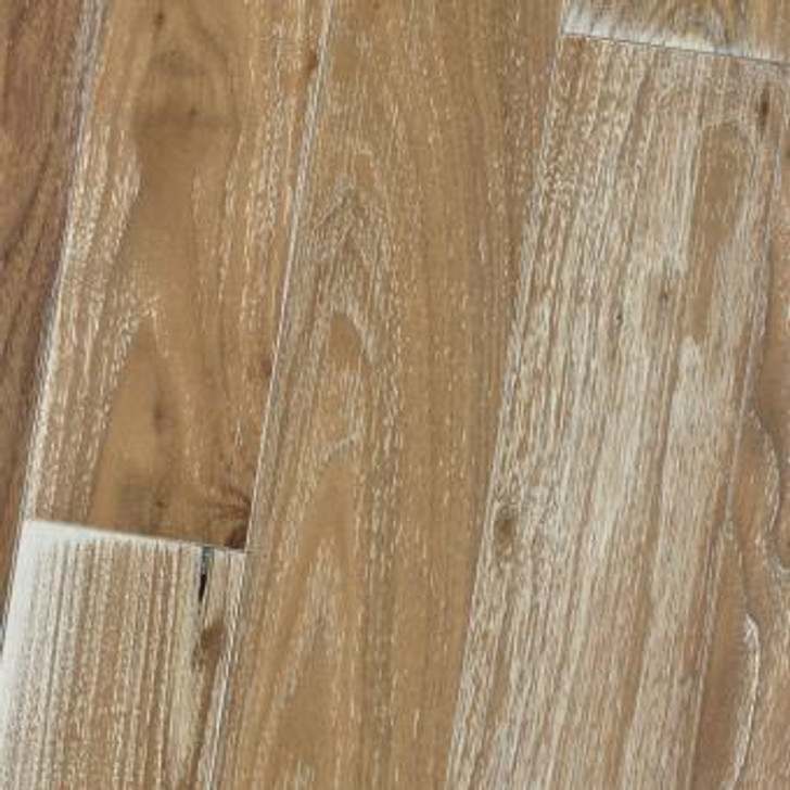 HomerWood Wire Brushed Black Walnut Natural White Limed Engineered Hardwood