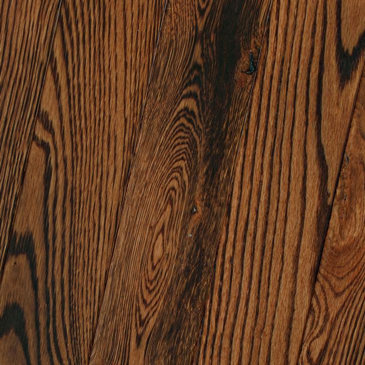 "HomerWood Smoked Specialties White Oak 5/8"" Engineered Hardwood"