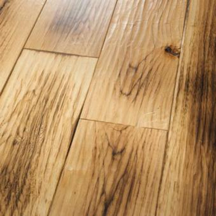 "HomerWood Schenna Smoked & Hand-Scraped Hickory 5/8"" Engineered Hardwood"