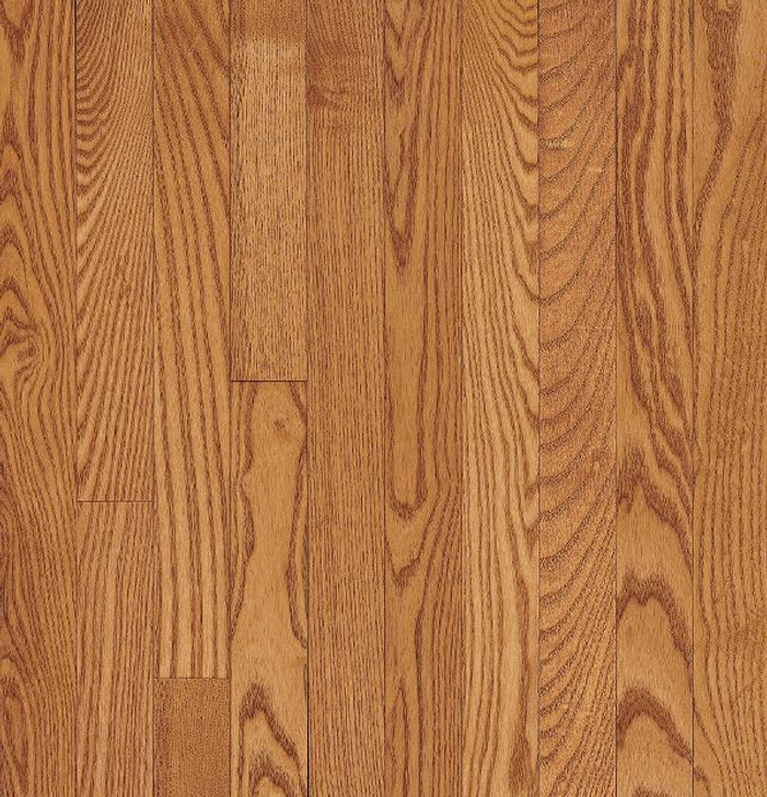 Manchester Strip & Plank Oak - Butterscotch C216 Bruce Hardwood Flooring