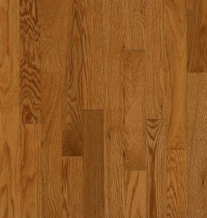 Manchester Strip & Plank Oak - Gunstock C211 Bruce Hardwood Flooring