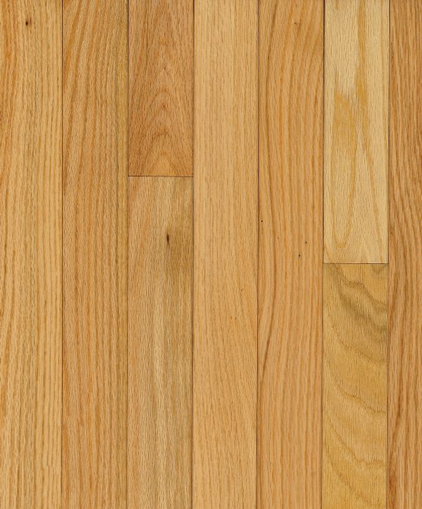 Manchester Strip & Plank Oak - Natural C210 Bruce Hardwood Flooring