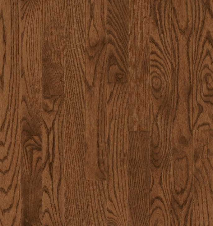 Manchester Strip & Plank Oak - Saddle C1217 Bruce Hardwood Flooring