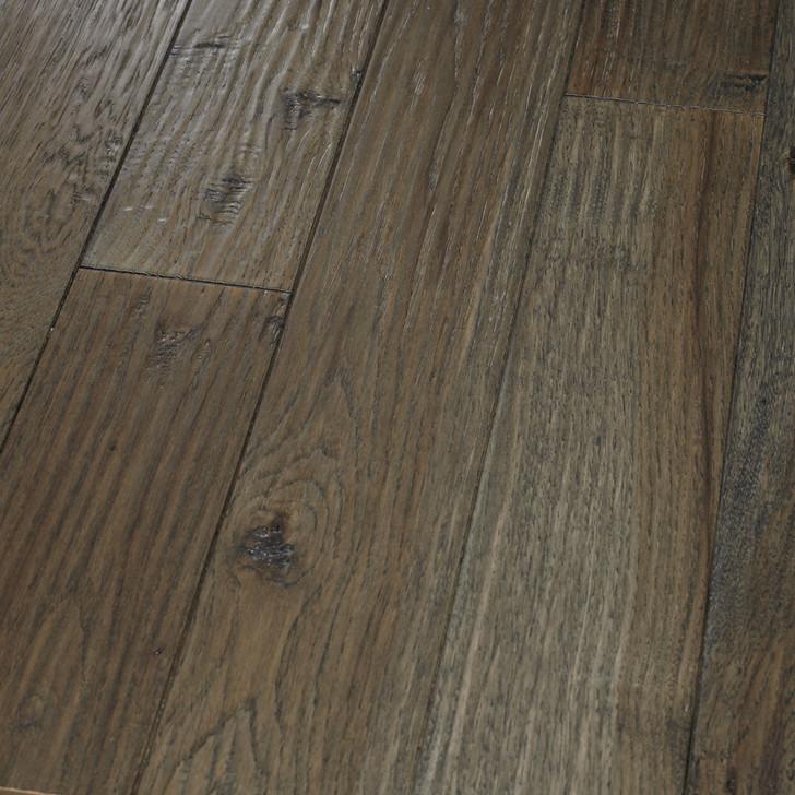 HomerWood Amish HandScraped Hickory Graphite Hardwood Flooring