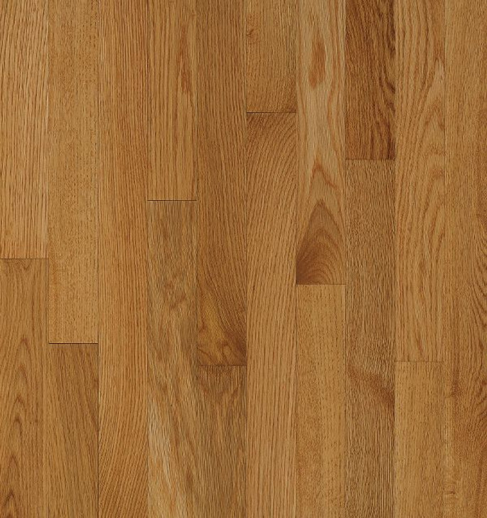 Natural Choice Oak - Desert Natural C5061 Bruce Hardwood Flooring