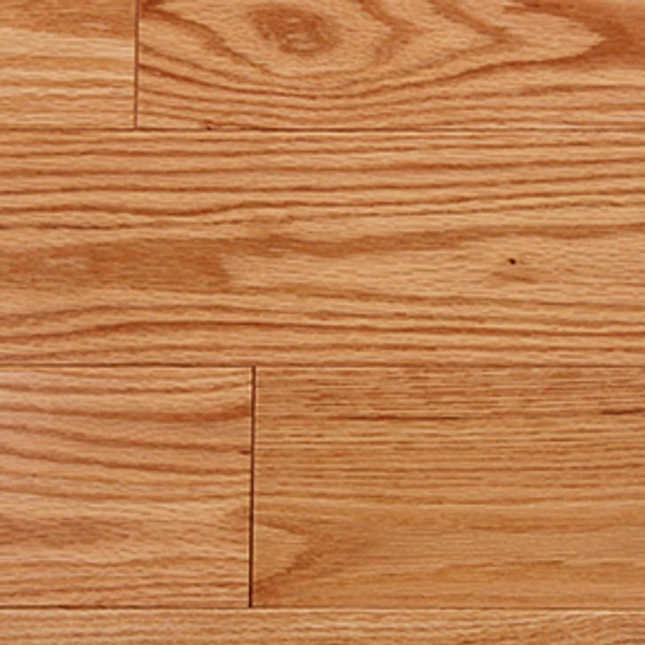 """American Hardwood Oak Strip PS2101 Natural Red Oak 3/4"""" x 2 1/4"""""""