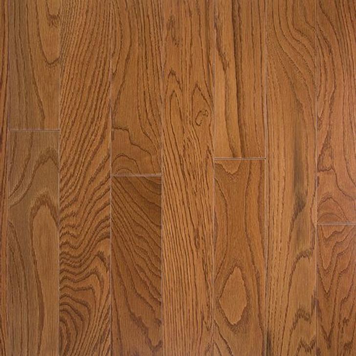 Somerset Hardwood Floors Oak Strip Gunstock