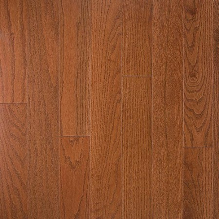 "Somerset Oak PS999MOX Mocha 3/4"" x 3 1/4"" Solid Hardwood"
