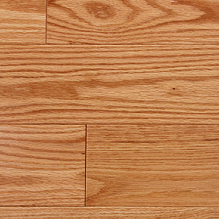 "Somerset Flooring PS999NAX Natural Red Oak 3 1/4"" 1st Quality"