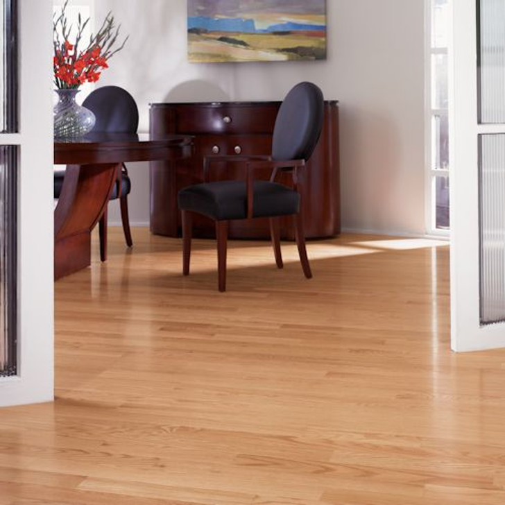 """Somerset PP51ROB Natural Red Oak 3/4"""" x 5"""" Solid Hardwood **In Stock Special**"""