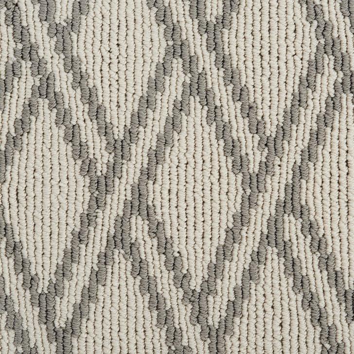 Stanton Atelier Icon Pioneer Latticework Nylon Fiber Residential Carpet