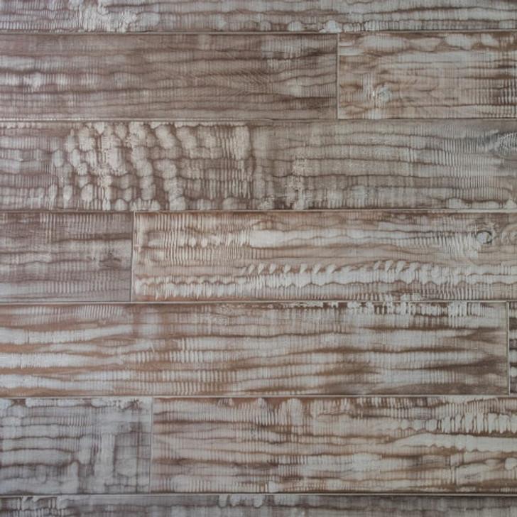 "Emily Morrow Home Flooring Jet Stream 7 1/2"" B1L0101 Engineered Hardwood Plank"