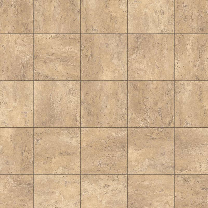 "Karndean Knight Tile Natural Stone 12'x12"" LVT"