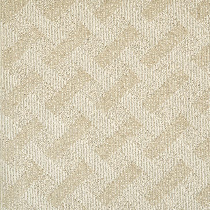 Stanton Atelier Journey Trek Vanilla Nylon Fiber Residential Carpet